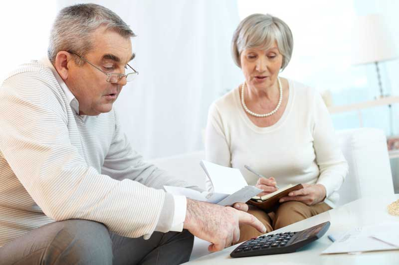 Lending in Retirement to clear debts