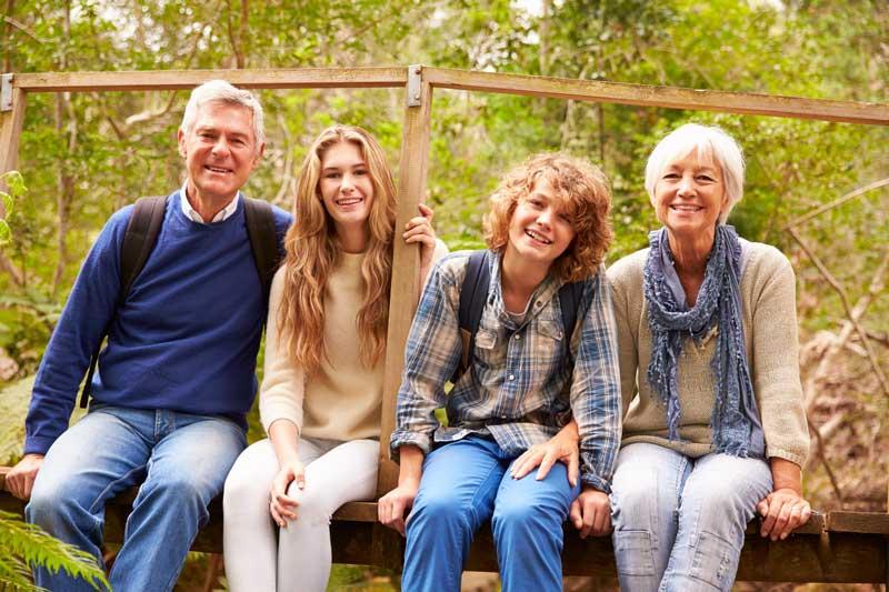 Lending in Retirement to help grandchildren