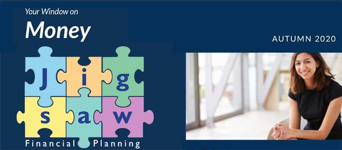 Jigsaw FP Newsletter, Autumn 2020
