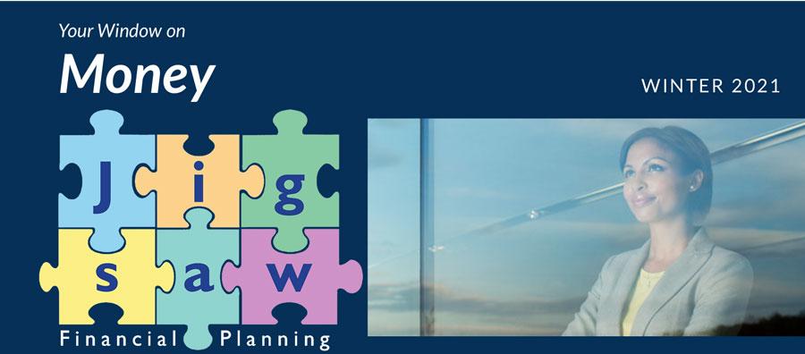 Jigsaw FP Newsletter, Winter 2020/21