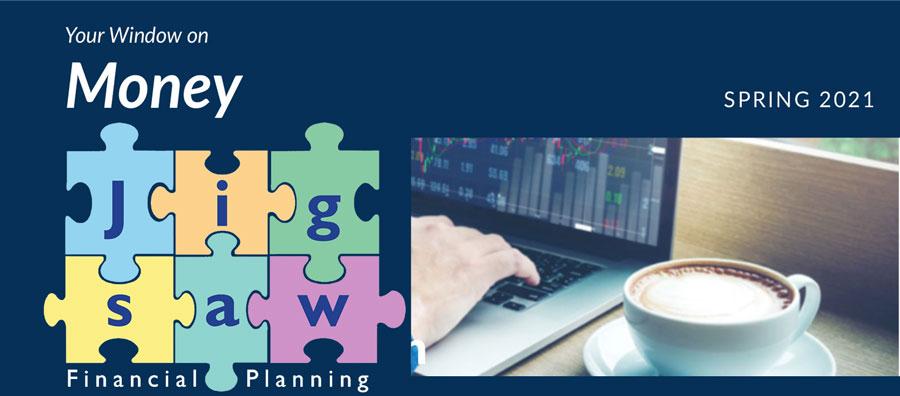 Jigsaw FP Newsletter, Spring 2021