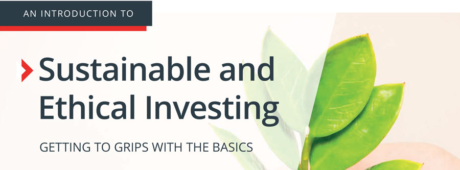 An Introduction to Sustainable & Ethical Investing
